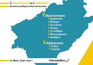 Réunions publiques Mancenans et Abbenans